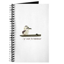 Cuckoo Kookaburras Journal