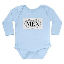 MEXMexicoCity Body Suit