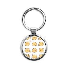 Fuzzballs Cat Keychains