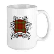 Morrison Tartan Shield Mug