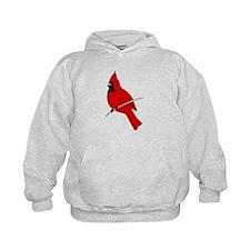 Red Cardinal Hoodie