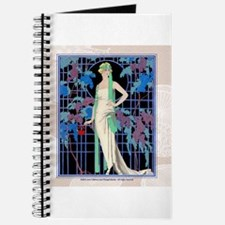 Funny Art deco Journal