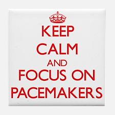Unique Pacemakers Tile Coaster