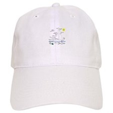 The Well Rigged Baseball Cap