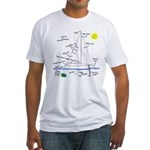 The Well Rigged Fitted T-Shirt