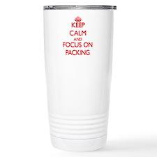 Funny Get ready Travel Mug
