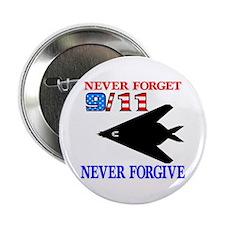 Never Forget 9-11 Never Forgi Button