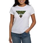 Art Nouveau Orange Tree Women's T-Shirt