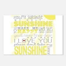 sunshine11 Postcards (Package of 8)