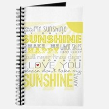 sunshine11 Journal