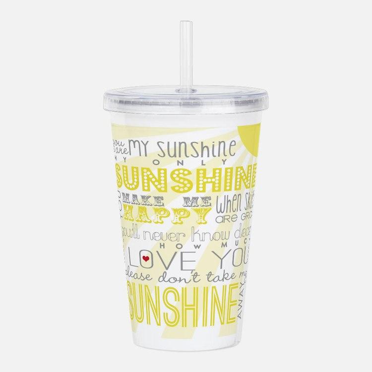 sunshine11 Acrylic Double-wall Tumbler