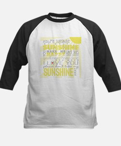 sunshine11 Baseball Jersey