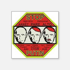 Stop Putin Sticker