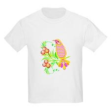 Bird And Berries T-Shirt