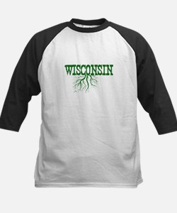 Wisconsin Roots Kids Baseball Jersey
