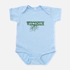 Wisconsin Roots Infant Bodysuit