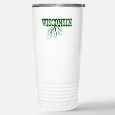 Wisconsin Roots Travel Mug