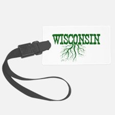 Wisconsin Roots Luggage Tag