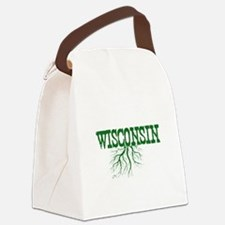 Wisconsin Roots Canvas Lunch Bag