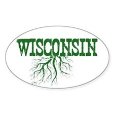 Wisconsin Roots Decal