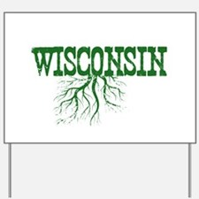 Wisconsin Roots Yard Sign