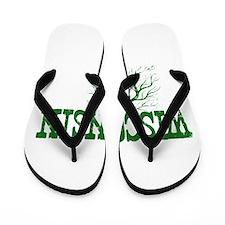 Wisconsin Roots Flip Flops