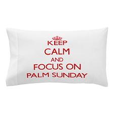 Cute Palm sunday Pillow Case