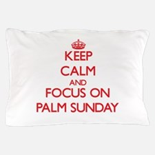 Cute Palm sunday Pillow Case