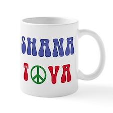 Shana Tova Peace Mug Mugs
