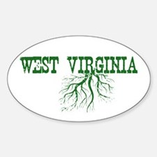 West Virginia Roots Decal