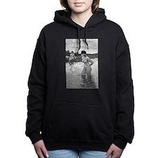 73.png Women's Hooded Sweatshirt