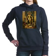 52.png Women's Hooded Sweatshirt