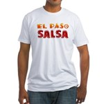 El Paso Salsa Fitted T-Shirt