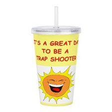 TRAP.png Acrylic Double-wall Tumbler
