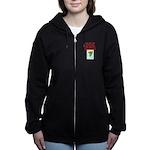 DUNEBUGGIES.png Women's Zip Hoodie