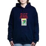 DUNEBUGGIES.png Women's Hooded Sweatshirt