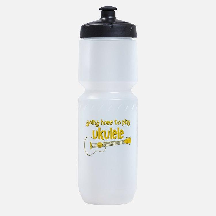 Play Ukulele Sports Bottle