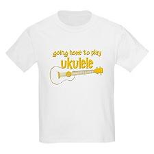 Play Ukulele T-Shirt