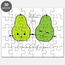 Half A Pear Puzzle