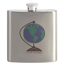 Globe Trekker Flask