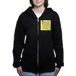 10.png Women's Zip Hoodie