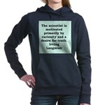 36.png Women's Hooded Sweatshirt