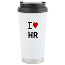 Cute Funny management quotes Travel Mug