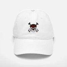 Montgomery Tartan Skull Baseball Baseball Cap