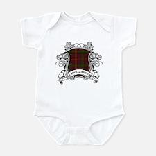 Montgomery Tartan Shield Infant Bodysuit