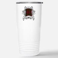 Montgomery Tartan Shiel Stainless Steel Travel Mug