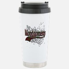 Montgomery Tartan Grung Stainless Steel Travel Mug