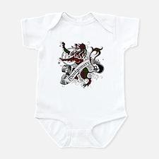 Montgomery Tartan Lion Infant Bodysuit
