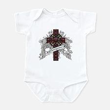 Montgomery Tartan Cross Infant Bodysuit