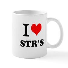 I Love STRs Mugs